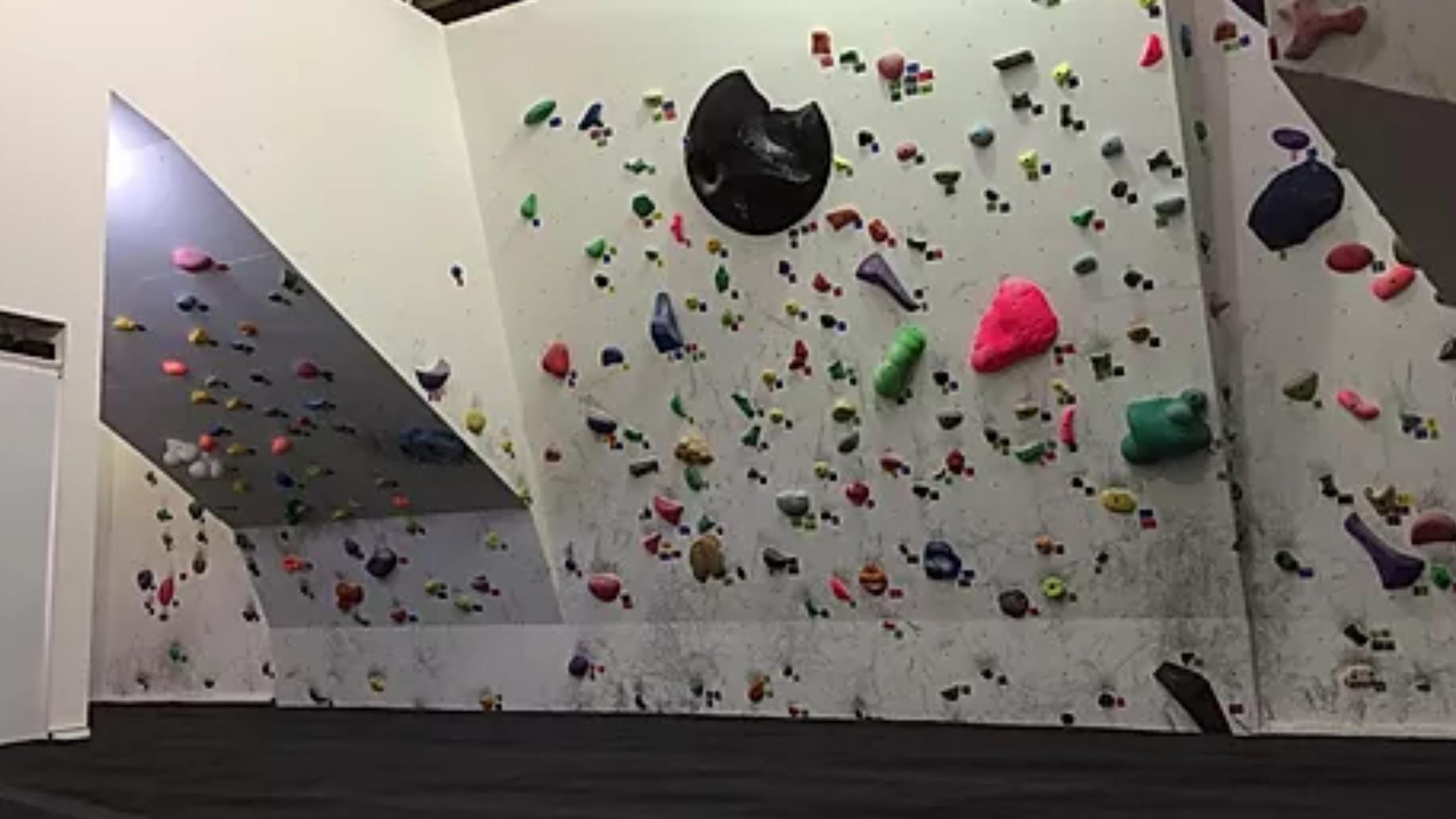 大阪府のクライミング施設「Chock Stone(チョックストーン) クライミングジム」